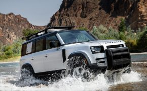 New Land Rover Defender will launch on 15 oct in India