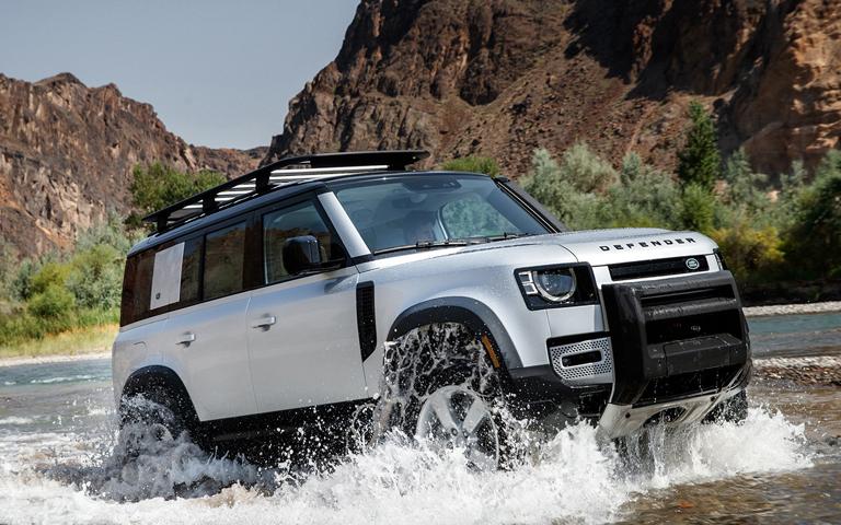 Land Rover Defender ਦੀ ਬੁਕਿੰਗ ਹੋਈ ਸ਼ੁਰੂ, ਭਾਰਤ ਵਿੱਚ 15 ਅਕਤੂਬਰ ਨੂੰ ਇੱਕ ਹੋਰ SUV ਨਾਲ ਹੋਵੇਗੀ ਲਾਂਚ
