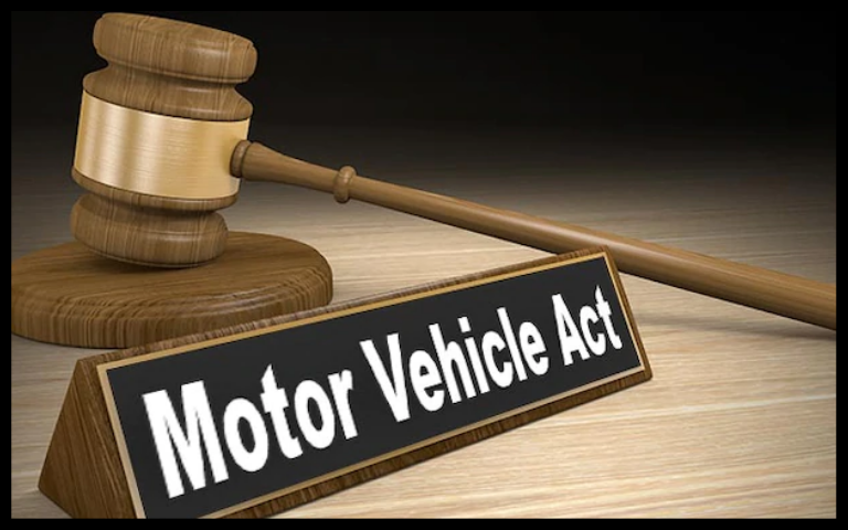 New Motor vehicle act india
