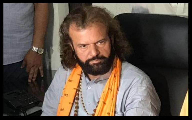 hansraj hans is supporting farmers