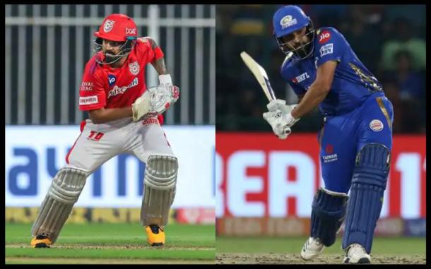 Kings XI Punjab VS Mumbai Indians.