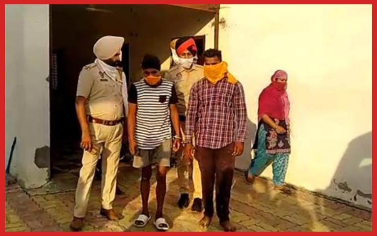 lopoke amritsar crime news