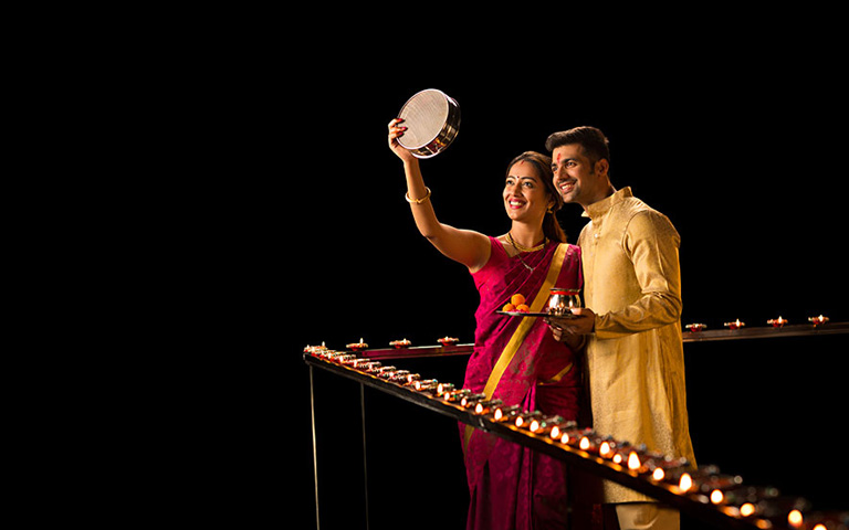 Karva Chauth 2020 : Right time of Rising of Moon