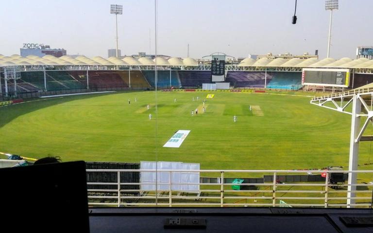 PAK cricketer corona positive still playing the match