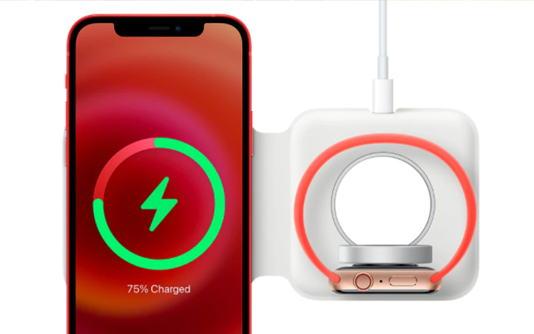 Price and Feature of Apple magsafe duo charger in India