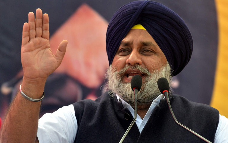 Sukhbir Singh Badal declared Akali Dal district heads