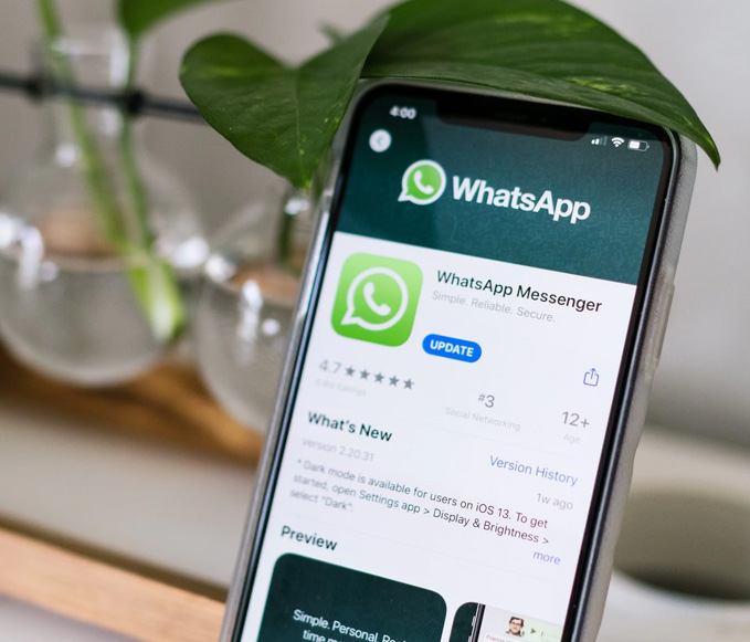 Whatsapp latest feature of Disappearing Message