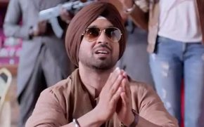 diljit dosanjh funny dance video in ghost getup