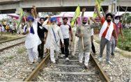 Center Govt decision on protest against agriculture bills