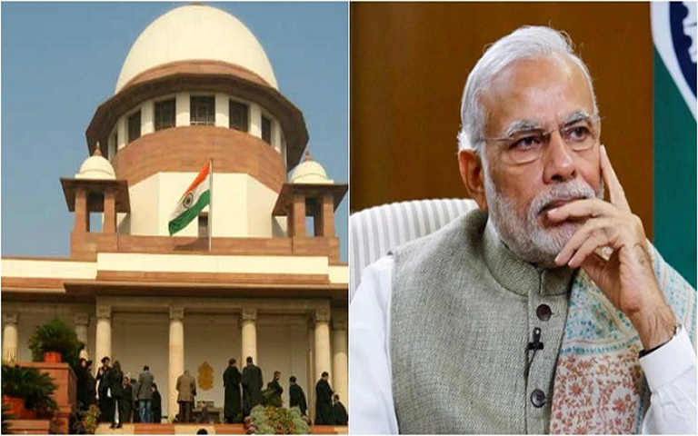 Great-relief-to-Modi-government-from-Supreme-Court