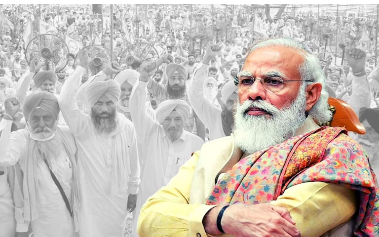 Modi-summons-Punjab-BJP-leader-over-agriculture-laws