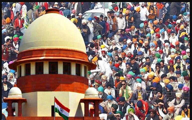 Supreme-Court-to-rule-on-farmers'-agitation-tomorrow
