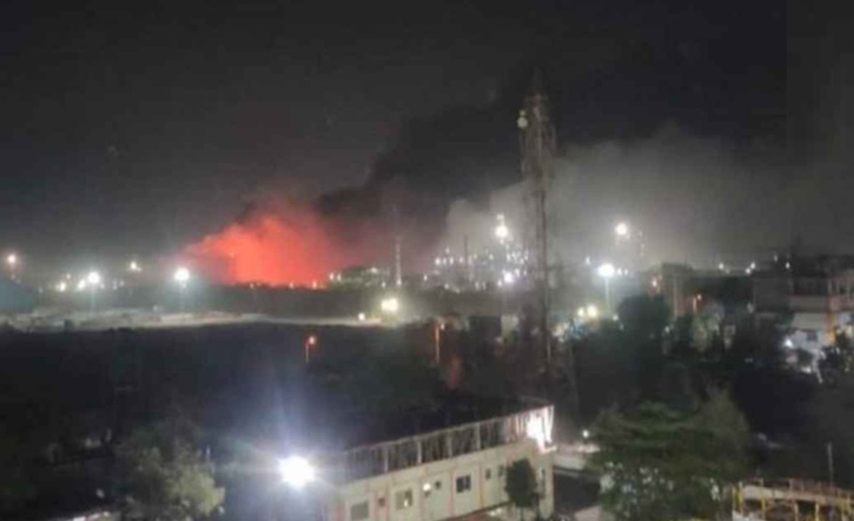 24-workers-injured-in-a-chemical-factory-explosion-in-Vadodara,-Gujarat