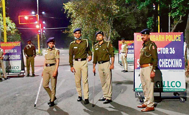 Administrator-V.P-Singh-Badnour-again-called-a-night-curfew-in-Chandigarh