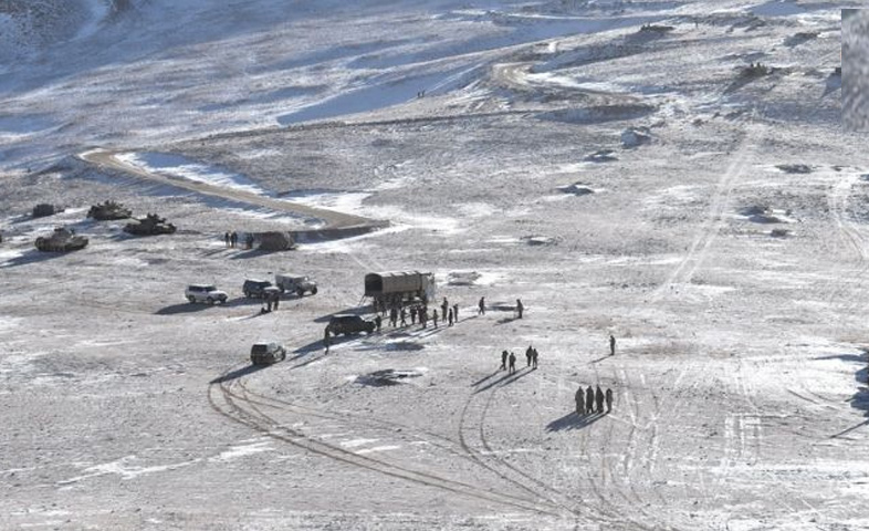 China-withdrew-from-east-Ladakh