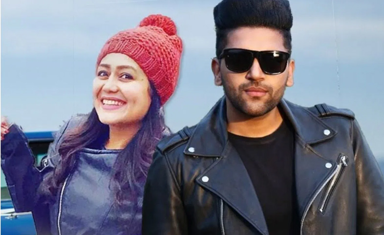Guru-Randhawa-and-Neha-Kakkar's-chartbuster-duo-will-be-seen-together-in-the-video