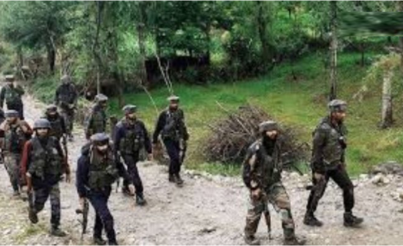 Twenty Indian Army personnel were killed in the attack.