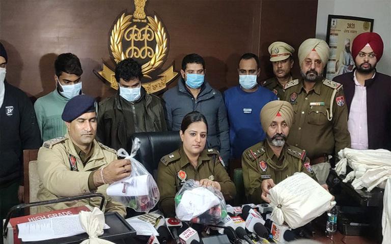 Mohali-police-blocked-fake-certificates-maker