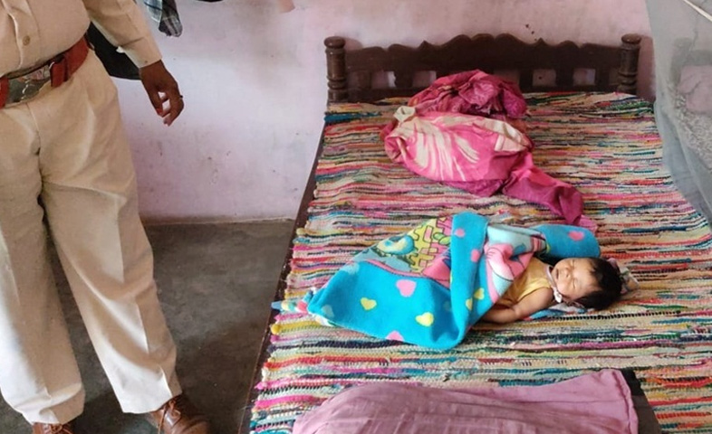 Baby-girl-died-due-to-the-negligence-of-the-addicted-mother