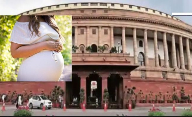 Bill-passed-in-Rajya-Sabha-to-extend-the-upper-limit-of-abortion-to-20-to-24-weeks