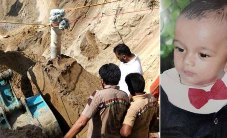 Fatehveer-singh's-(who-fell-in-a-borewell-and-died)--mother-gave-birth-to-a-new-born-baby-after-2-years-of-his-death