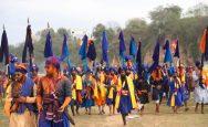 Hola-Mahal-being-celebrated-at-Fatehgarh-Sahib