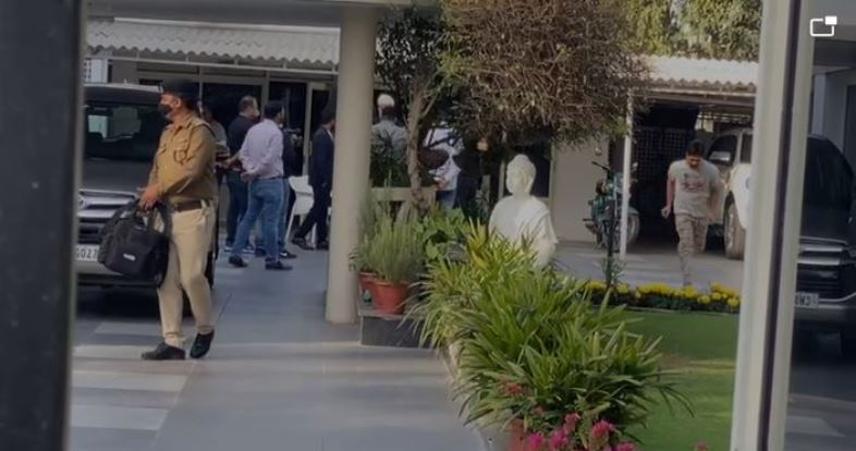ED raided PA's house in Bhulath after Sukhpal khaira's house