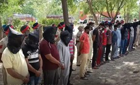 27-arrested-in-Barnala,-including-4-women