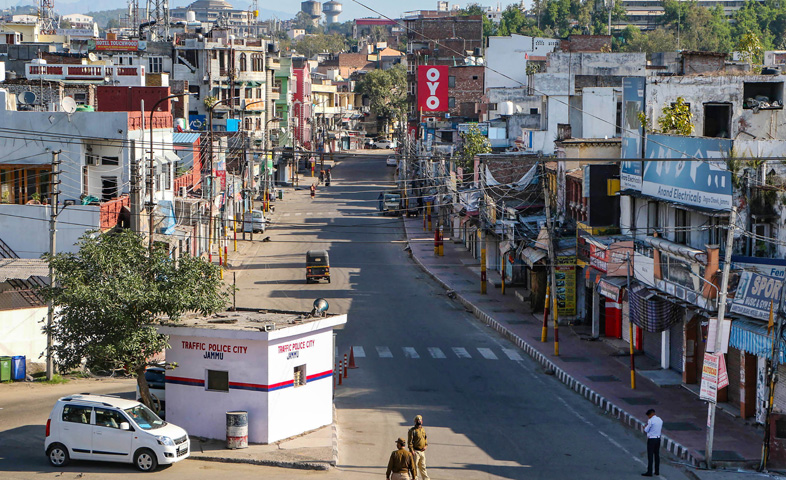 84-hours--lockdown-in-11-districts-of-jammu-and-Kashmir-from-Thursday-evening