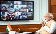 Modi holds meeting with army chief amid deteriorating situation with Corona