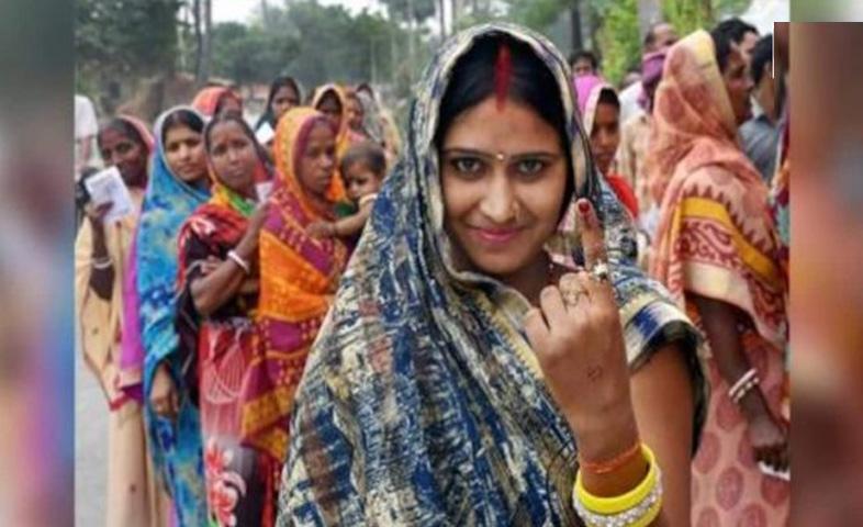 Voting-underway-in-West-Bengal,-Assam,-Kerala,-Tamil-Nadu-and-Puducherry