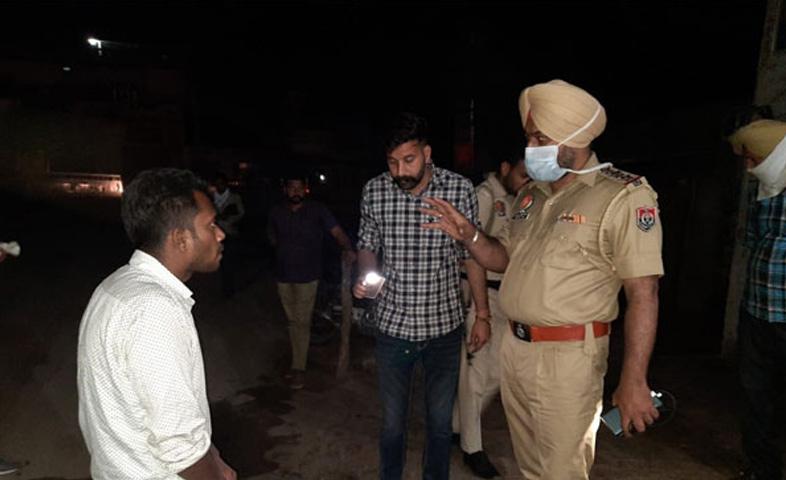 Complete lockdown in Haryana and mini lockdown in Punjab
