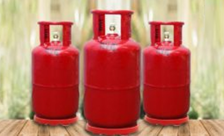 Gas cylinder cheaper by rs 45.50