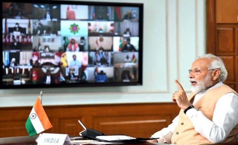Pm narendra modi called experts meeting on covid situation