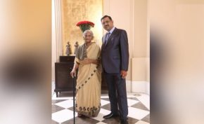 Ptc-Network-MD-and-President-Rabindra-Narayanji's-mother-passes-away