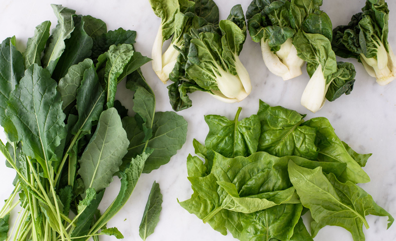 The 5 Healthiest Leafy Green Vegetables