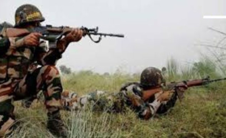 Terrorist killed in encounter with security forces in Srinagar