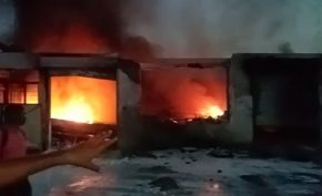 Fire-brigade-team-at-the-spot-in-a-major-fire-at-a-chemical-factory-in-Jalandar