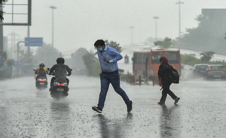 Monsoon picks up speed, rain to fall in these statesMonsoon picks up speed, rain to fall in these states