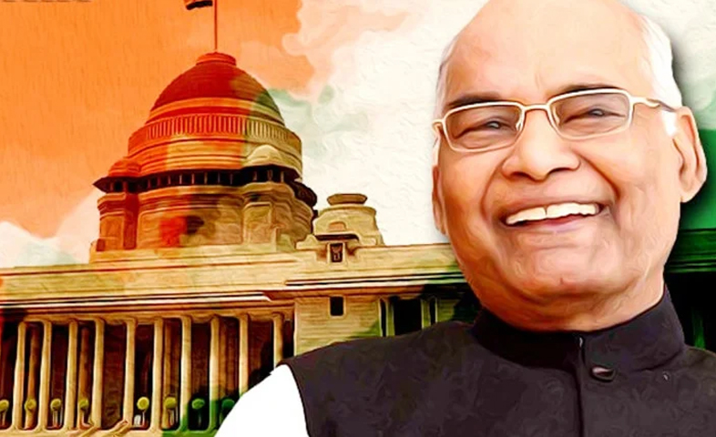 President-ram-nath-kovind-to-take-special-train-to-his-Kanpur-village