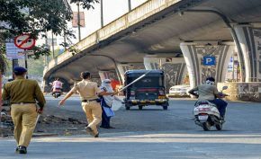 Giving updates about lockdown in Mohali