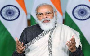 PM modi launches e-RUPI