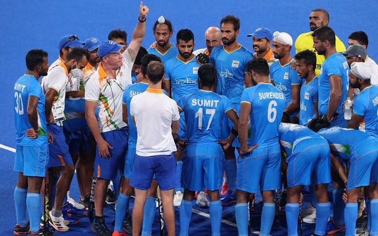 ਟੋਕੀਓ ਓਲੰਪਿਕਸ: ਭਾਰਤ ਦੀ ਪੁਰਸ਼ ਹਾਕੀ ਟੀਮ ਨੇ ਗ੍ਰੇਟ ਬ੍ਰਿਟੇਨ ਨੂੰ 3-1 ਨਾਲ ਹਰਾ ਕੇ ਸੈਮੀਫਾਈਨਲ ਵਿੱਚ ਪ੍ਰਵੇਸ਼ ਕੀਤਾ