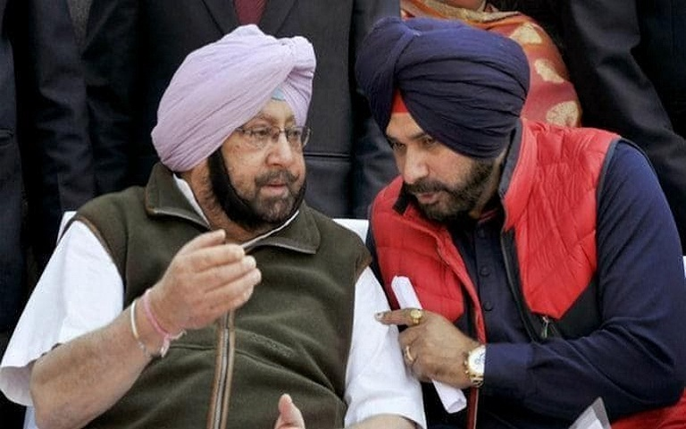 Sidhu and Captain