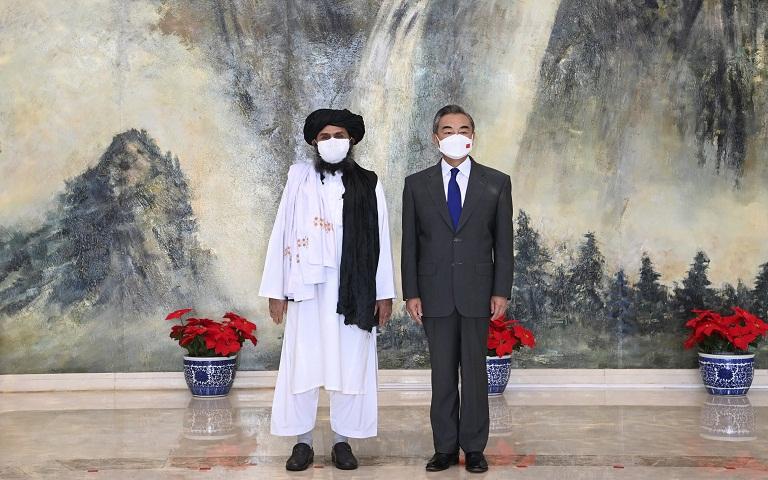 China- Afghanistan