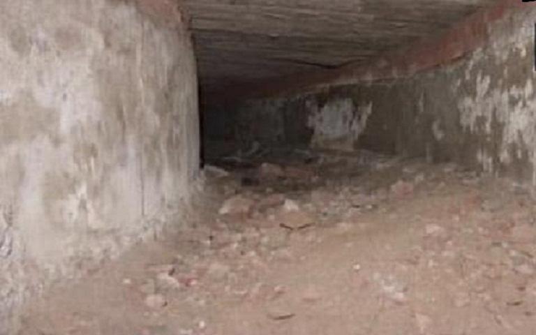 Delhi Tunnel