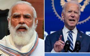 Biden and Modi