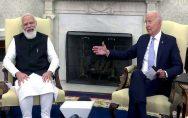 Modi and Biden