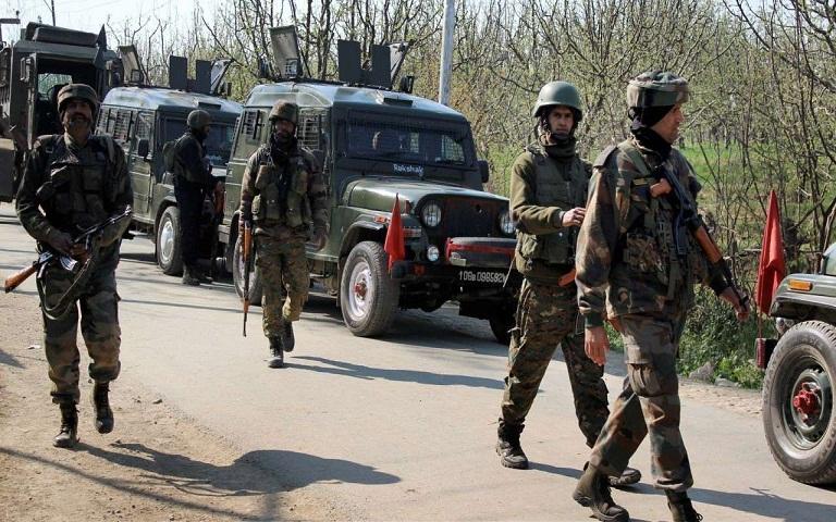 Kashmir Encounter